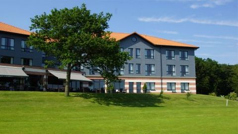 Hotel du Golf Saint Omer