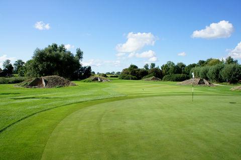 Courtyard by Marriott ANWB Golf toernooi