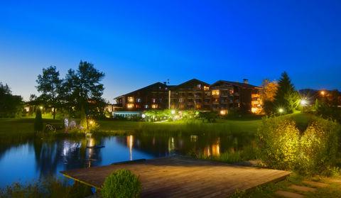 Lindner Parkhotel Spa Oberstaufen