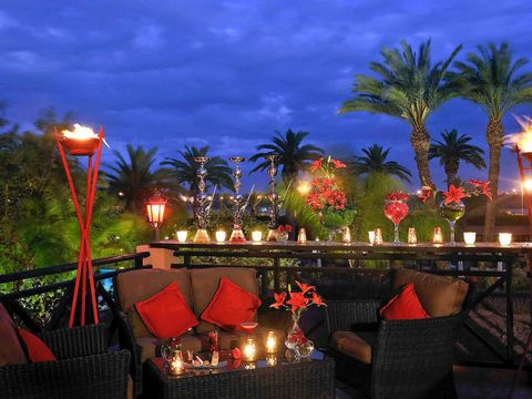 Sofitel Marrakech Lounge Spa
